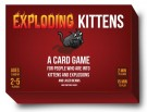 Exploding Kittens: A Card Game About Kittens 1st limited edition /Boardgames