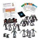 Galda spēle DreadBall 2 New Eden Revenants ? Cyborg Team - EN MGDB2M302