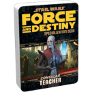 FFG - Star Wars RPG: Force and Destiny - Teacher Specialization Deck - EN FFGuSWF36