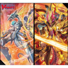 Cardfight!! Vanguard - Booster Display: Silverdust Blaze (16 Packs) - EN VGE-V-BT08