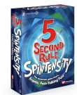 5 Second Rule SPINTENSITY /Boardgames