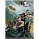 Final Fantasy TCG Supplies - Sleeves - FFXII Balthier/Fran (60 Sleeves) XTCSLZZZ07