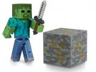 "Minecraft - 3.25"" Comic Figure Zombie /Toys"