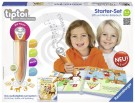 (U) Ravensburger 00800 Tiptoi Starter Set: Word and Picture Book (Used/Un-tested) /Toys