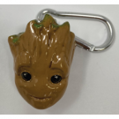 3D Polyresin Keychain - The Guardians of the Galaxy (Baby Groot) RKR39146