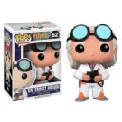 Funko POP! - Back To The Future - Doc Brown Vinyl Figur 4-inch FK3399