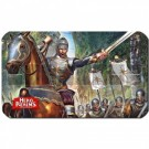 Galda spēle Blackfire Playmat - Hero Realms Ritter - Ultrafine 2mm (DE) BF07516