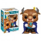 Funko POP! Disney Beauty And The Beast - Winter Beast with birds Vinyl Figure 10cm FK12257