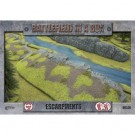 Battlefield in a Box Terrain - Escarpments BB536
