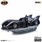 Batman & Batmobile Deluxe Art Scale 1/10 - Batman (1989) DCCBAT21819-10