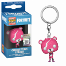 Funko POP! Keychain: Fortnite - Cuddle Team Leader Vinyl Figure 4cm FK35717