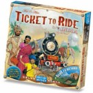 Galda spēle DoW - Ticket to Ride - Map Collection 2: India - EN DOW720114