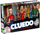 Cluedo - The Big Bang Theory - Board Game /Fun