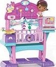 (D) Doc McStuffins - Baby Checkup All-in-One Nursery (Damaged Packaging) /Toys