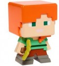 Minecraft - Mega Figure Alex With Golden Pick-Axe /Toys