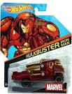 Hot Wheels Marvel Character Cars - Hulkbuster Iron Man