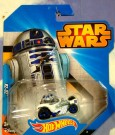 Hot Wheels - Star Wars E8 R2-D2  /Toys