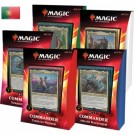 MTG - Ikoria: Lair of Behemoths Commander Deck Display (5 Decks) - PT MTG-IKO-CD-PT