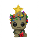 Funko POP! Marvel Holiday - Groot Vinyl Figure 10cm FK43333