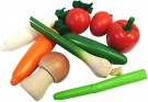 Estia Toy Vegetables Set (9-Piece) /Toys