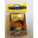 Dragon Shield Small Sleeves - Orange (50 Sleeves) 10113