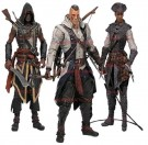 Assassin's Creed Series 2 Figure assortment  Sold as Pack of 8 Figure Toy