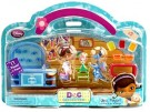 Doc McStuffins - DMS Doc & Friends Clinic Playset  Toy - Rotaļlieta