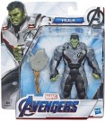 (D) Avengers - 6IN MOVIE TEAM SUIT HULK (Damage Packaging) /Toys