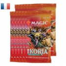 MTG - Ikoria: Lair of Behemoths Collector Booster Display (12 Packs) - FR MTG-IKO-CBD-FR