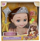 Classic Princess Styling Head - Belle /Toys