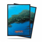 UP - Sleeves Standard - Magic: The Gathering - Mana 5 Island (80 Sleeves) 86455