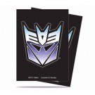 UP - Sleeves Standard - Transformers: Decepticon (65 Sleeves) 84978