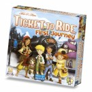 Galda spēle DoW - Ticket to Ride - First Journey (Europe) - EN DOW720027