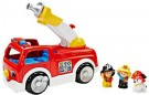 Fisher Price - Little People - Fire Truck /Toys