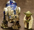 Art FX YODA + R2D2 2 pack by Kotobukiya