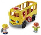 Fisher Price - Little People - Large Bus /Toys