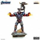 Iron Patriot & Rocket BDS Art Scale 1/10 - Avengers: Endgame MARCAS19519-10