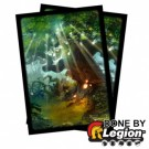 Blackfire Sleeves - Standard Double-Matte - Svetlin Velinov - Forest (50 Sleeves) by LEGION BF02412
