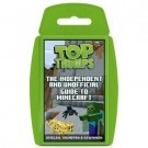Galda spēle Top Trumps - The Independent & Unofficial Guide to Minecraft - DE 63568