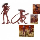 Dark Horse Comics Aliens Genocide Big Chap & Dog Alien 9-inch Deluxe Action Figures Set of 2 NECA51625