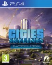 Cities Skylines PlayStation 4 Edition Playstation 4 (PS4) video spēle