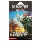 Galda spēle D&D: Dragonfire Adventures - Dragonspear Castle - EN 16201CAT