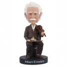 Royal Bobbles - Albert Einstein Violin Bobblehead RB1208