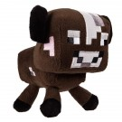 "MineCraft 7"" Plush - Baby Cow Toy - Rotaļlieta"