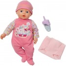 Baby Born - My Little Baby Born Bathing Fun Pink  Toy - Rotaļlieta