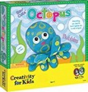 Creativity for Kids - Sew Cute Octopus Craft Kit /Toys