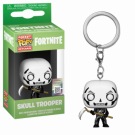 Funko POP! Keychain Fortnite - Skull Trooper Vinyl Figure 4cm FK36952
