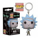 Funko Pocket POP! Keychain Rick and Morty - Rick Action Figure 4cm FK12916