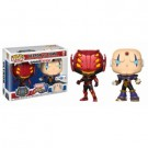 Funko POP! Capcom vs. Marvel: Ultron vs Sigma - 2-Pack Vinyl Figures 10cm FK22786