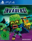 8 bit Invaders Playstation 4 (PS4) video game